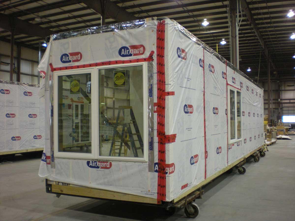 MEKA Module ready for shipping
